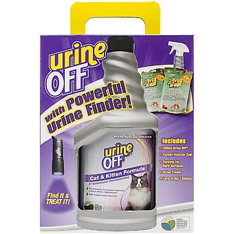 Urine Off Cat Clean Up Kit- PT4527