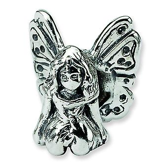Sterling Silver Reflections Fairy Bead Charm