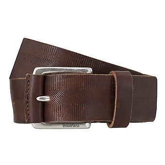 Timberland belts men's belts leather belt jeans Brown 4887