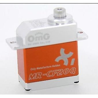 Digital 18g servo, metal gear, H1-MR-CF20Q