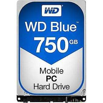 2.5 (6.35 cm) internal hard drive 750 GB Western Digital Blue™ Mobile Bulk WD7500LPCX SATA III