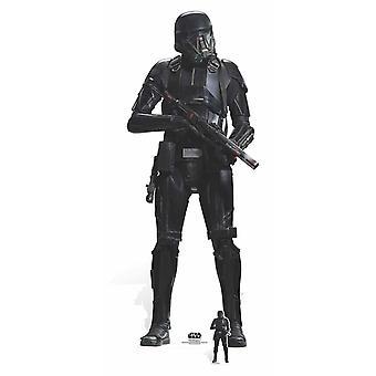 Death Trooper Rogue One: A Star Wars Story Lifesize Cardboard Cutout