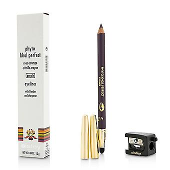 Sisley Phyto Khol Perfect Eyeliner (With Blender and Sharpener) - #Purple 1.2g/0.04oz