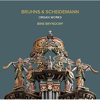 Bruhns / Bryndorf - orgel værker [SACD] USA import