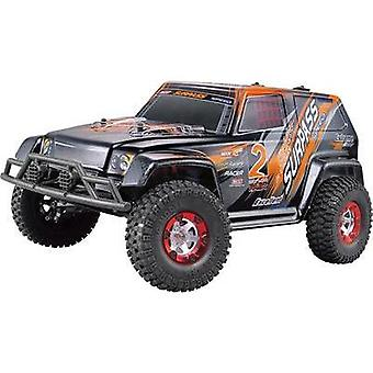 Amewi Charge Extreme Brushed 1:12 RC model car Electric Monster truck 4WD RtR 2,4 GHz