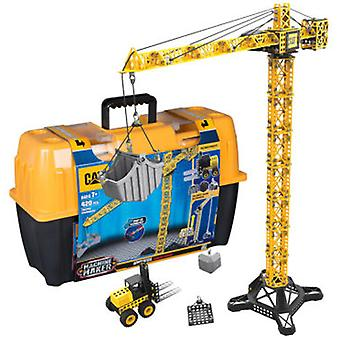 CAT Suitcase Apprentice Crane With Elevation 45 Cm