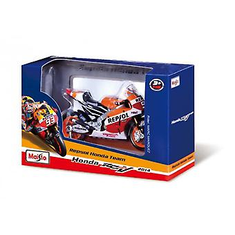 Burago Repsol Honda GP 2014 (Toys , Vehicles And Tracks , Mini Vehicles , Motorbike)
