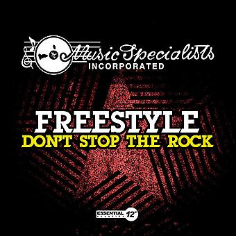 Freestyle - nie Stop Rock USA import