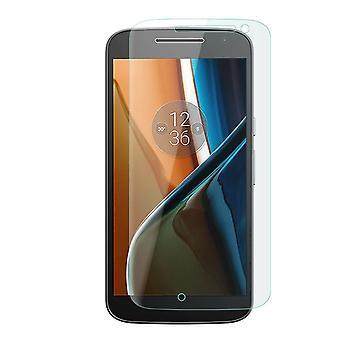 Ægte hærdet glas LCD-skærm protektor Film For Motorola Moto G4