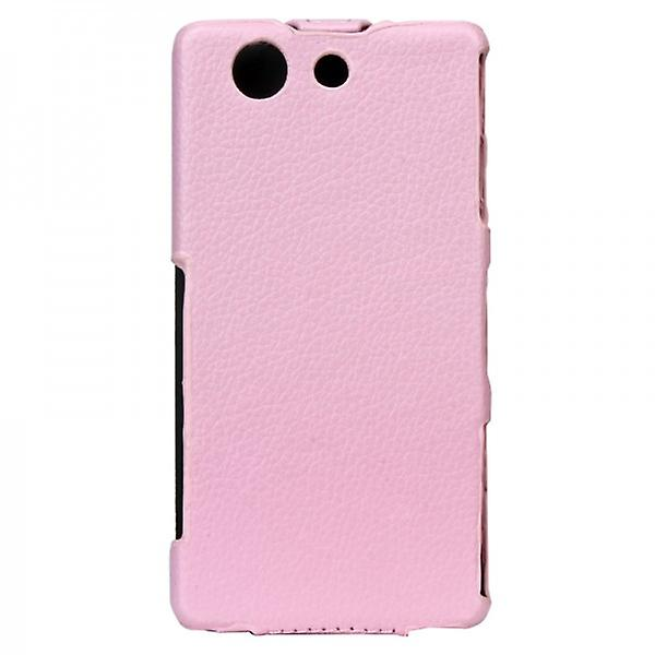 Fliptasche Style Pink for Sony Xperia Z3 Compact D5803 M55W
