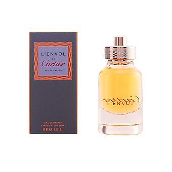 L ' Envol de Cartier De Cartier Edp Spray 80 Ml para mujer