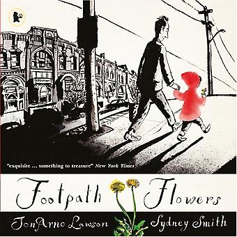 Footpath Flowers by Lawson Jon Arno