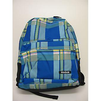 Reebok Backpack Blue Check Z03020 41x36x20cm