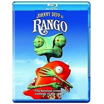 Rango [Blu-ray] USA import