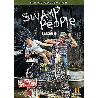 Swamp People Season 5 [DVD] USA import