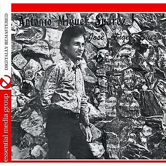 Antonio Suarez Miguel - Antonio Miguel Suarez interpretację: Jose Angel Buesa [CD] USA import