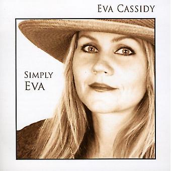 Eva Cassidy - simpelthen Eva [CD] USA import