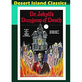 Dr. Jekyll's Dungeon of Death [DVD] USA import