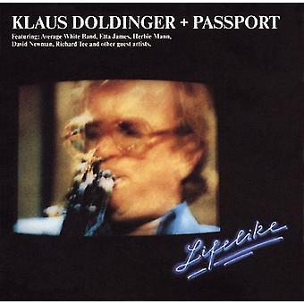 Klaus Doldinger & Passport - naturtro [CD] USA import