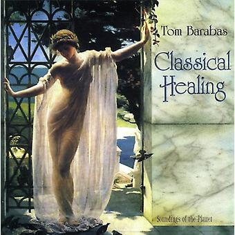Tom Barabas - klassisk Healing [CD] USA import