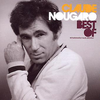 Claude Nougaro - Grand Angle Sur Nougaro [CD] USA import
