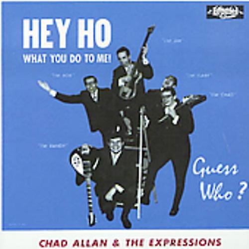 Guess Who - Hey Ho [CD] USA import