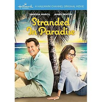 Stranded in Paradise [DVD] USA import