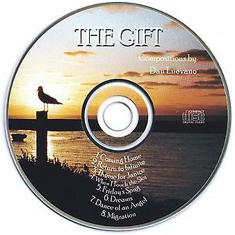 Dan Luevano - Gift-Compositions by Dan Luevano [CD] USA import