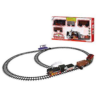 Auldey Tren Clasico Vias 3 Vagones 6M (Toys , Vehicles And Tracks , Parking And Circuits)