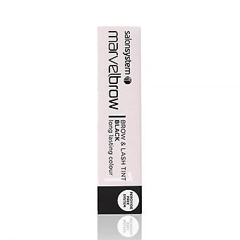 Salon System Salon System Marvelbrow Lash Tint Dark - Black