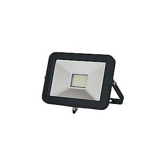 Timeguard Slimline LED Floodlight, 20W, Black