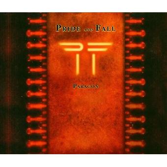 Stolthed & Fall - Paragon [CD] USA import