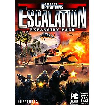Fælles Operations: Eskalering Expansion Pack (PC CD)