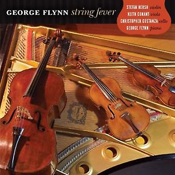 George Flynn - George Flynn: String Fever [CD] USA import