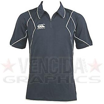 CCC-Elite trocknen Polo-Shirt [Marine]