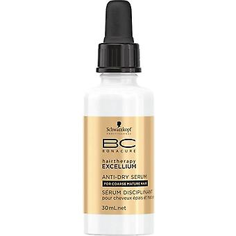 Schwarzkopf Professional Bonacure Excellium Anti-Dry Serum 30 ml (Hair care , Treatments)