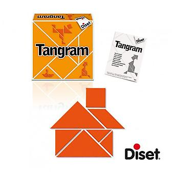 Diset Tangram (Toys , Boardgames , Traditionals)
