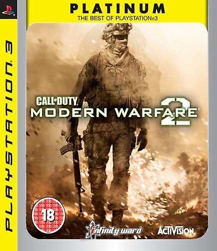 Call of Duty Modern Warfare 2 PS3 juego