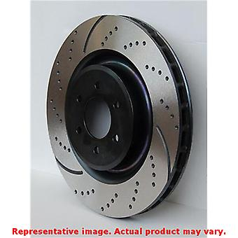 EBC Brake Rotors - GD Sport GD7505 Fits:FORD | |2007 - 2007 EDGE  Position: Fro