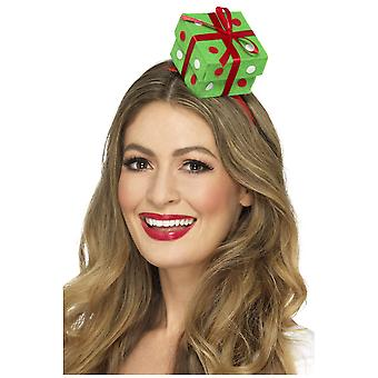 Hair accessories  Diadem with Christmas gift
