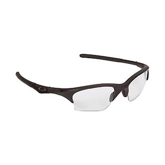 Half Jacket XLJ Replacement Lenses Black & Crystal Clear by SEEK fits OAKLEY