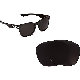 Best SEEK Polarized Replacement Lenses for Oakley Sunglasses GARAGE ROCK Black