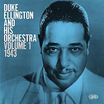 Ellington*Duke - Volume 1: 1943 [Vinyl] USA import