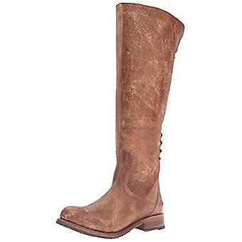 BED STU Womens Surrey Leather Closed Toe Knee High Fashion Boots
