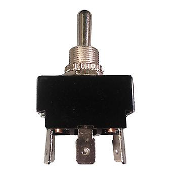 Allied 5-40-0006 20 Amp DPDT Toggle Switch