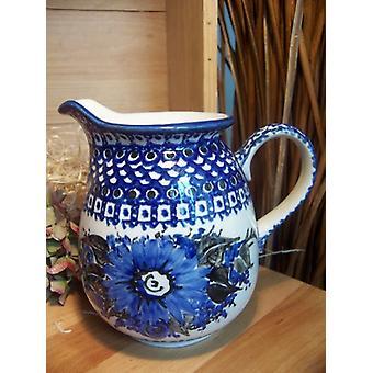 Werper, 1000 ml, hoogte 16 cm, 2 polonaise poterie - BSN 2395