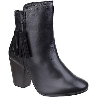 Hush Puppies Womens/Ladies Daisee Billie Heeled Leather Ankle Boots