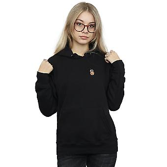 Star Wars Women's The Force Awakens BB-8 Pocket Print Hoodie