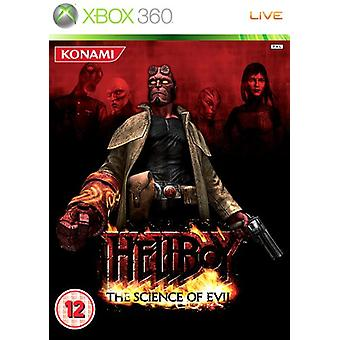 Hellboy The Science of Evil (Xbox 360)