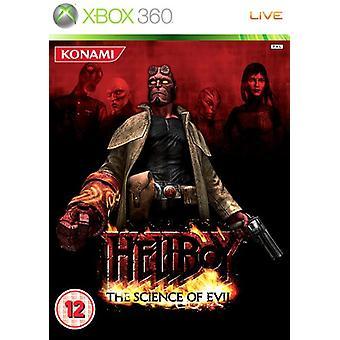 Hellboy de wetenschap van het kwaad (Xbox 360)